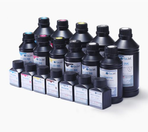Tinta UV Led